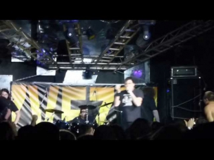 NAPALM DEATH НК Звезда 08 09 2013 Parth One